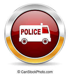 police, icône