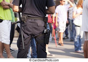 police officer - Police officer