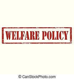policy-stamp, благосостояние