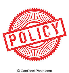 Policy stamp