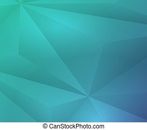 Poligon geometric background