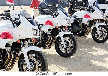 polis, japansk, motorcykel