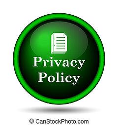 polis, privacy, pictogram