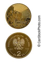 Polish coin 2 zloties
