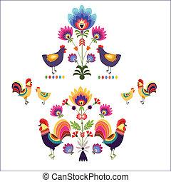Polish Design - polish pattern folk