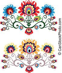 Polish Design Inspiration - polish pattern folk