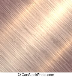 Polished metal texture