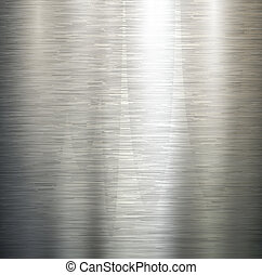 polished metal texture. - Vector polished metal, steel...