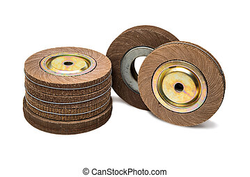 Polishing wheels