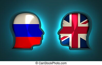 Politic and economic relationship between Russia and Britain