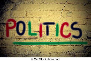politik, begreb