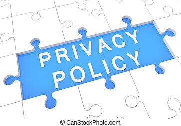 politik, privatliv