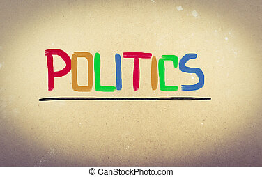 politika, fogalom
