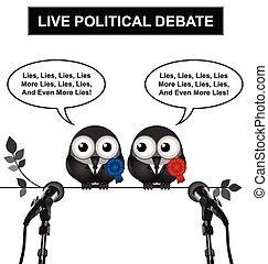 politique, débat