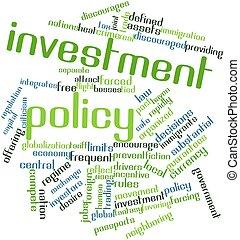 politique, investissement