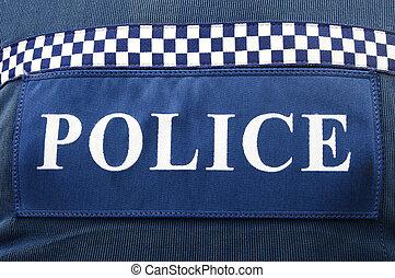 polizei zwingt
