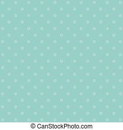 Polka dot background pattern