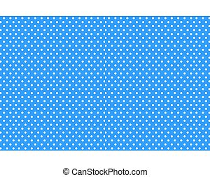 Polka dot pattern vector seamless background
