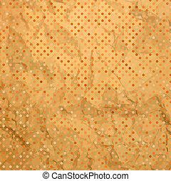 Polka dots colorful abstract pattern. EPS 8