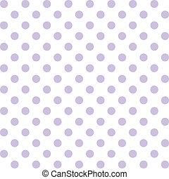 Polka Dots, Pastel Seamless Pattern - Seamless pattern of ...