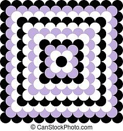 Polka dots pattern - Abstract background of polka dots...