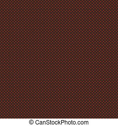 Polka dots seamless pattern