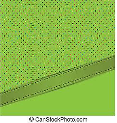 polka dots vector