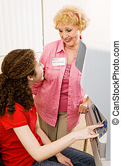 Polling Place Volunteer - Senior polling place volunteer...