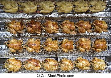 pollo, rotisserie
