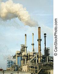 Pollution - Air pollution
