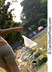 pollution of people waste - environmental pollution issue ...