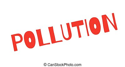 Pollution rubber stamp