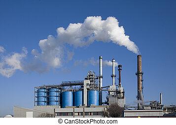 Pollution -