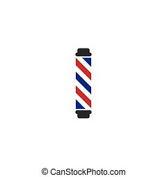 polo barbiere, logotipo