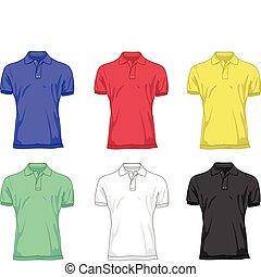 polo- hemden