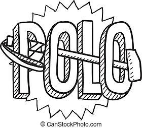 polo, schets