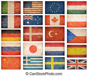 polonia, australia, grande, españa, grunge, estados unidos...