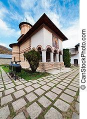 polovragi, klooster