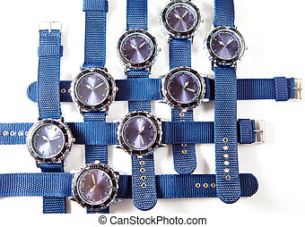 pols, horloges
