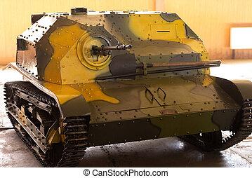 polska, lätt, panzer., tks
