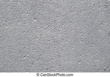 polveroso, #1, asfalto, struttura