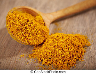 polvo de curry