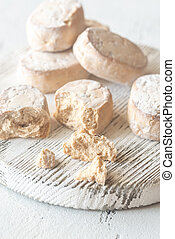 Polvoron - Spanish shortbread
