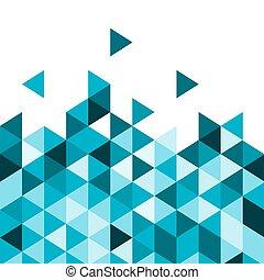 Polygon Abstract seamless backgroun