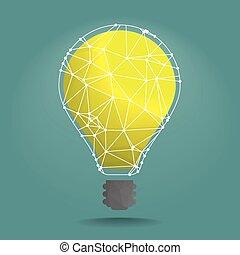 polygon lightbulb network