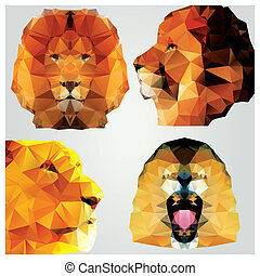 Polygon Lions