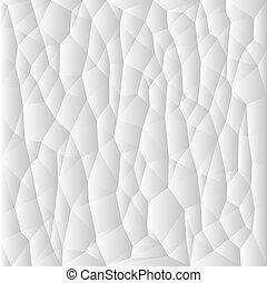 polygonal, abstratos, fundo