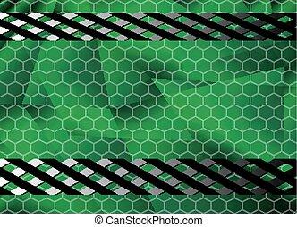 polygonal, backgroun, disegno astratto
