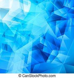 polygonal, fond