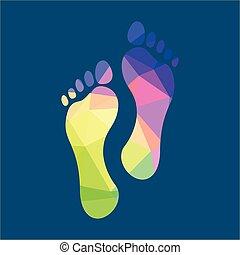 Polygonal Footprints